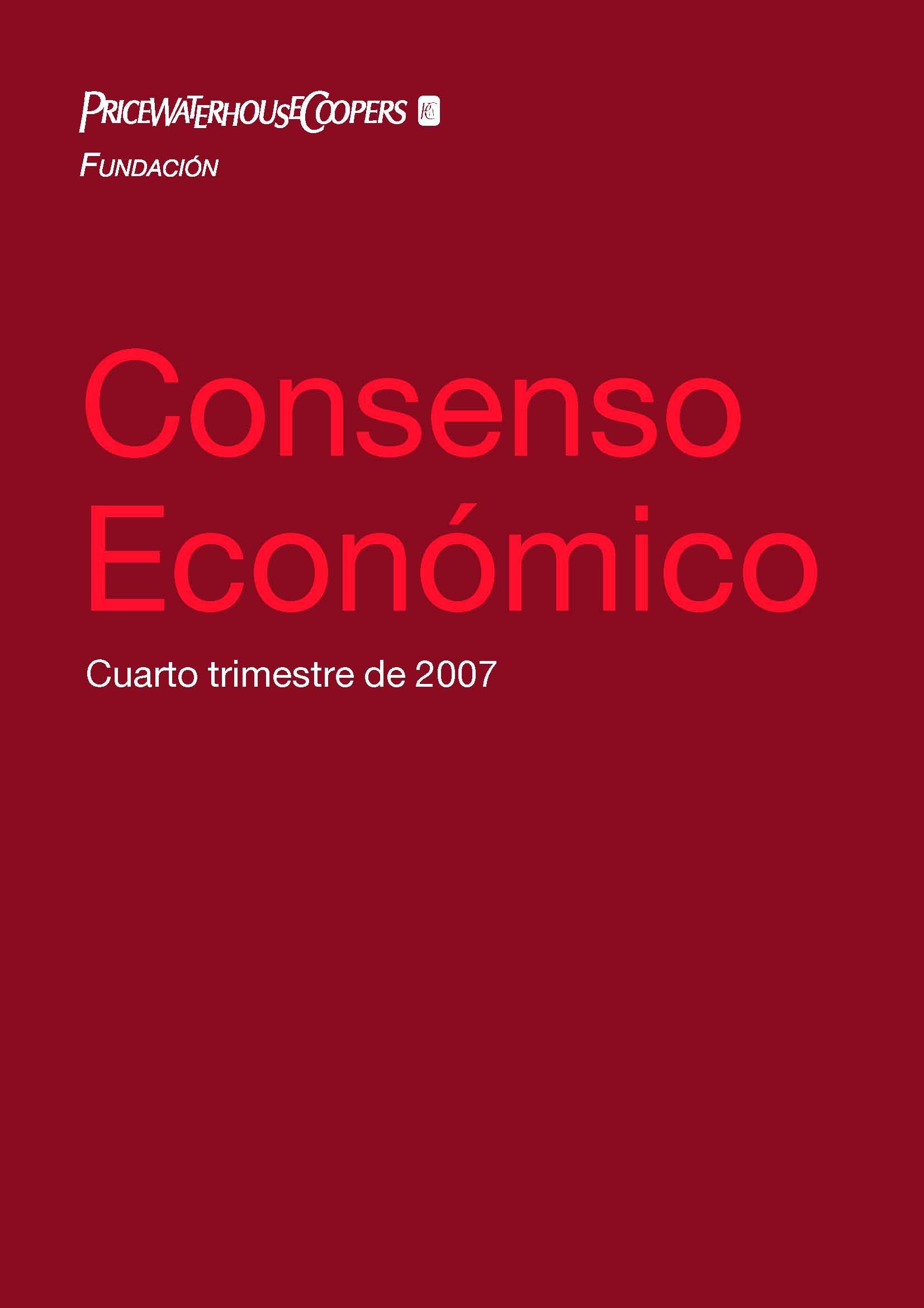 CONSENSO ECONOMIC