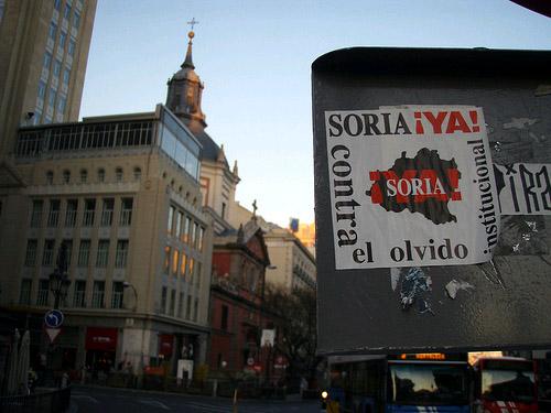 soria old city