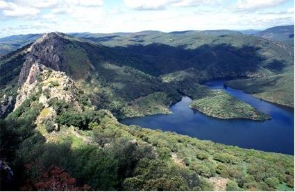 lago monte