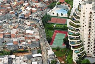 desigualdad brasil