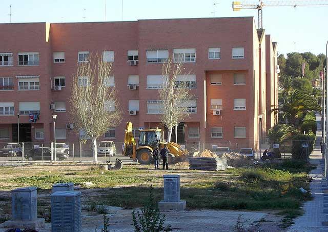 Construcci n de un nuevo instituto en sevilla este - Pisos nuevos en sevilla este ...