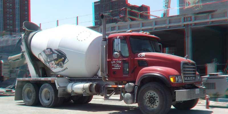camion-hormigonera