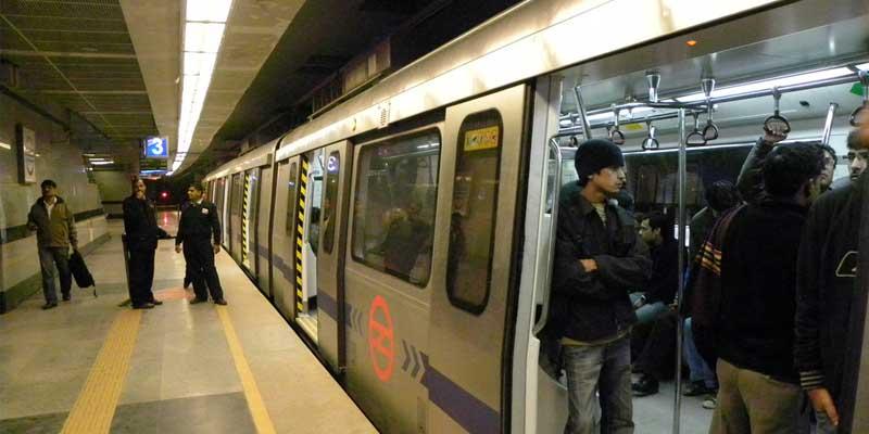 ISOLUX construirá dos estaciones del metro de Delhi
