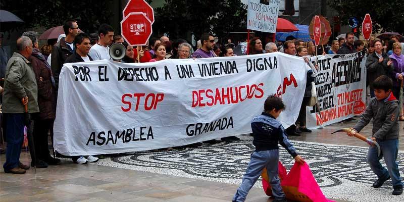 Amnistía Internacional acusa e España de incumplir sus obligaciones sobre vivienda