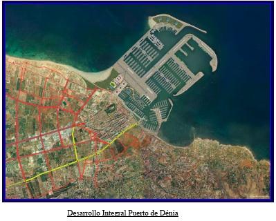 puerto de Denia